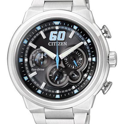 Kvalitní pánské hodinky Citizen CA4130-56E