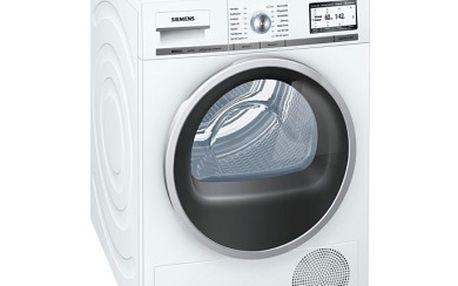 Kondenzační sušička prádla Siemens WT48Y7W3