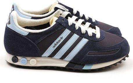Dámské modré tenisky Adidas