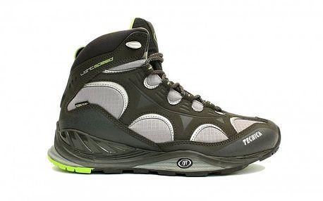 Pánská multifunkční obuv Tecnica v černé barvě