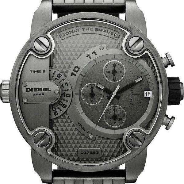 Kvalitní pánské hodinky Diesel DZ7263