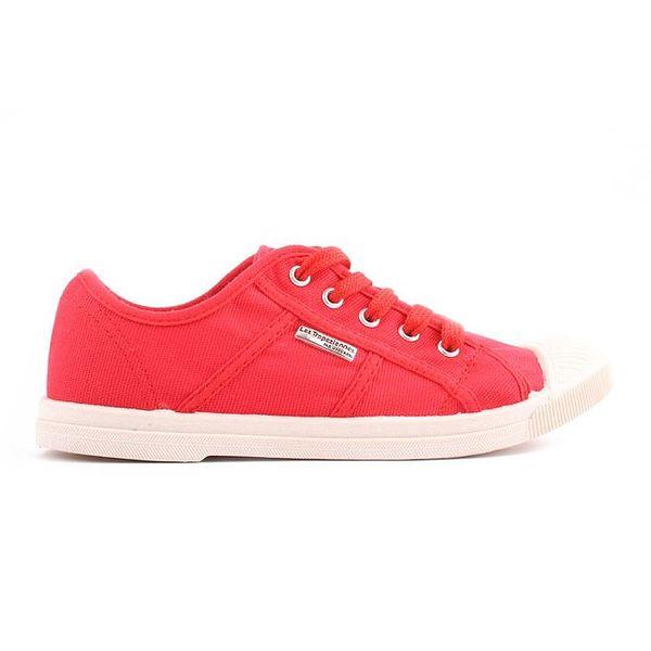 Dámské červené tenisky Les tropeziennes