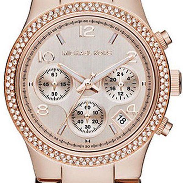 Zajímavé dámské hodinky Michael Kors MK3247