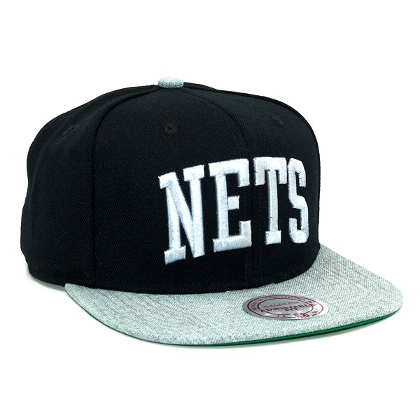 Kšiltovka Mitchell & Ness TC Top Brooklyn Nets Black Snapback