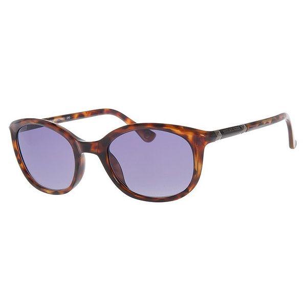 Dámské žíhané sluneční brýle Michael Kors