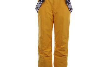 Dámské oranžové lyžařské kalhoty Authority