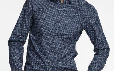 Bavlněná zdobená pánská košile One Chris Paisley