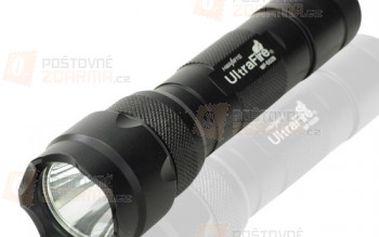 Supersvítivá baterka Ultrafire a poštovné ZDARMA! - 9999914930
