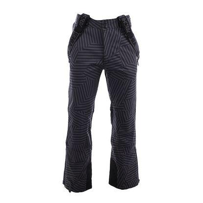 Pánské lyžařské kalhoty se vzorem Authority