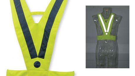 Reflexní vesta - dodání do 2 dnů