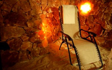Permanentka na 5 vstupů do léčivé solné jeskyně