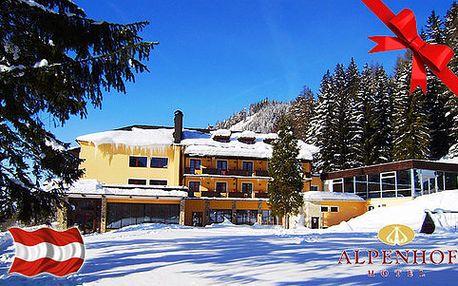 Vánoce v Hotelu Alpenhof v rakouském Semmeringu