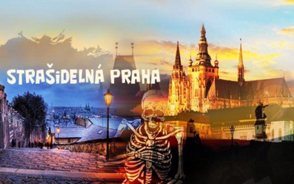 ZA STRAŠIDLY NA PRAŽSKÝ HRAD! Poznejte Pražský hrad netradičně, při putování po stopách strašidel!