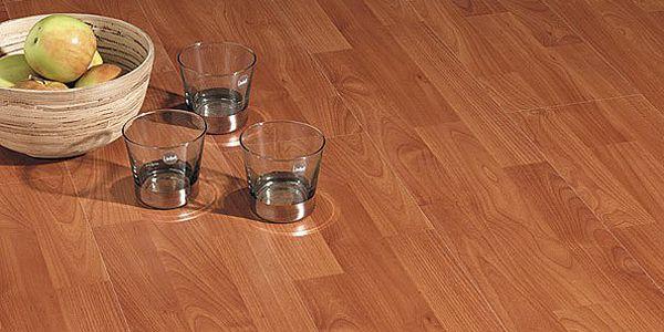 Dřevěná podlaha Olše