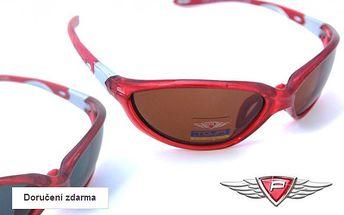 Sportovní polarizační brýle – do auta i na lyže