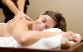 Permanentka na celotělovou ruční lymfatickou masáž: 5 vstupů