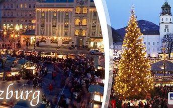 Prožijte s námi kouzlo rakouských Vánoc, poznejte adventní Salzburg a nenechte průvod pohádkových bytostí, děti budou nadšené!