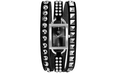 RFS dámské hodinky Rock černé
