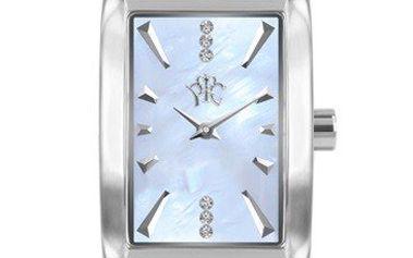RFS dámské hodinky Prima s bílým řemínkem