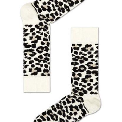 Zvířecí vysoké ponožky Animal od Happy Socks