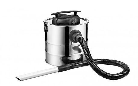 Výkonný a kompaktní vysavač popela Moveto Gardetech VAC1200