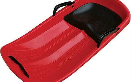 Skvělý klasický jednoduchý bob Rulyt Extreme červená