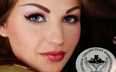 Permanentní make-up dle výběru pro dokonalý look!