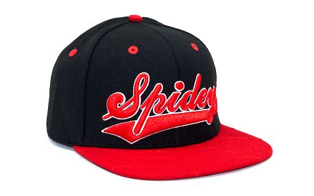 Kšiltovka Addict Spiderman Character Special Black/Red Snapback