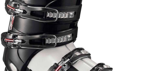 Ideální sjezdové all-mountain boty pro začátečníky Rossignol Axium X 50