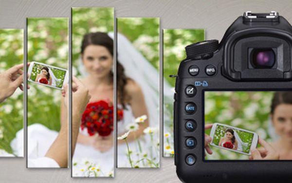 Vícedílné fotoobrazy z vlastních fotografií: výběr ze 7 variant. Novinka na trhu!