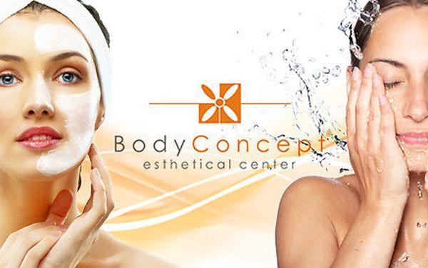 Kosmetické ošetření pro dokonalou pleť