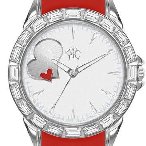 RFS dámské hodinky Love červené