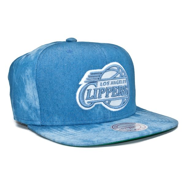 Kšiltovka Mitchell & Ness Los Angeles Clippers Dyed
