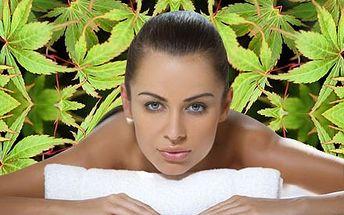 Celotělová regeneračně-uvolňující masáž luxusním o...
