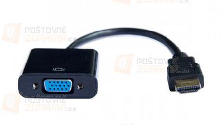 Redukce z VGA na HDMI a poštovné ZDARMA! - 9999908096