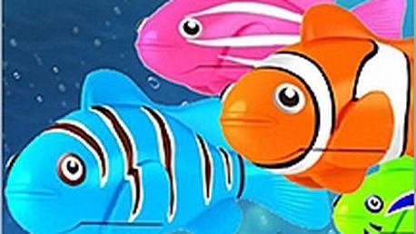Rybičky do vany