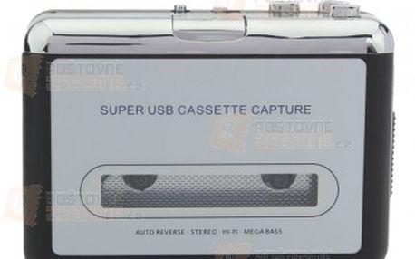 Zařízení pro digitalizaci audiokazet a poštovné ZDARMA! - 9999907149