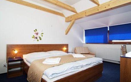 Relax pobyt pro 2 osoby na 3 dny za 3290 Kč!
