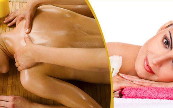 Harmonizační masáž pro ženy - 60 minut