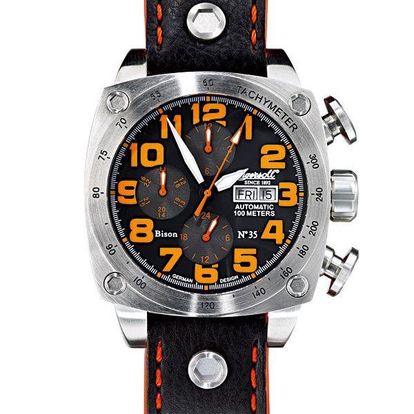 Pánské hodinky Ingersoll IN2808BKOR