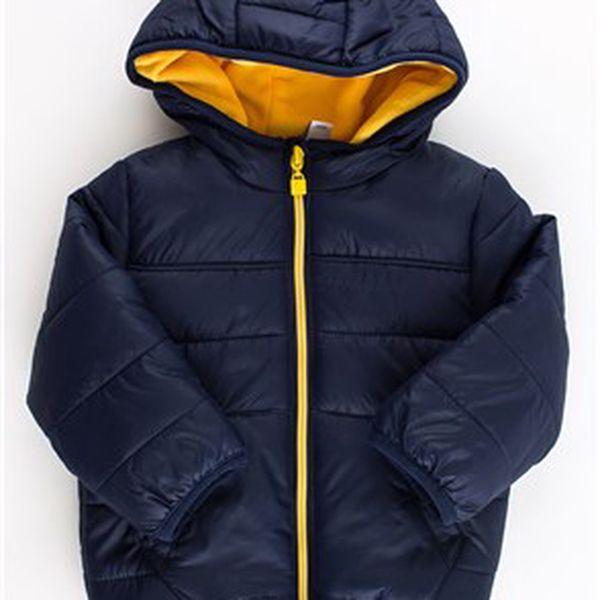 Chlapecká bunda, modrá