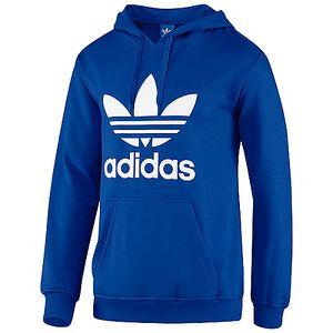 Pánská stylová mikina adidas Adi Trefoil Hoodie true blue