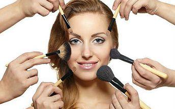 Individuální kurz líčení v Salon of Beauty Ostrava