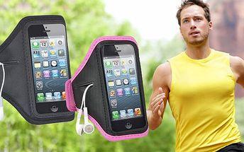 Sportovní pouzdro na mobil - tip na dárek
