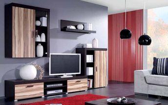 Obývací stěna Samba