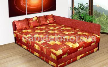 Čalouněná postel ROBIN 200x120cm
