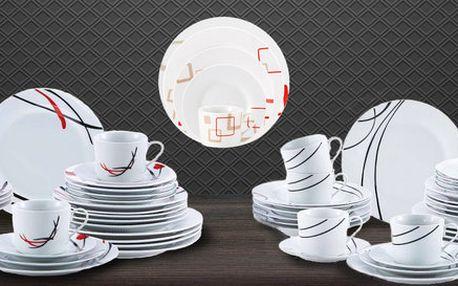 Sady porcelánového nádobí Renberg Oslo