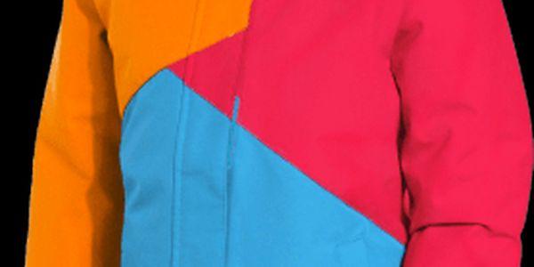 Voděodolná dětská lyžařská bunda Ziener Arosa