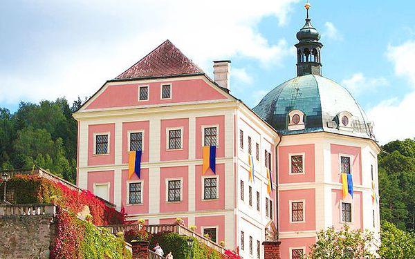 3denní nebo 4denní pobyt pro 2 v Bečově nad Teplou se středověkou hostinou