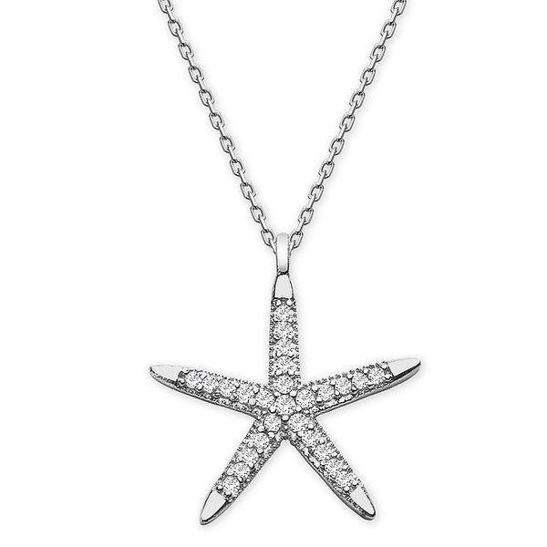 Dámský náhrdelník s hvězdicí Elite Goby